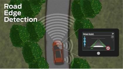 Ford представив нову систему, яка допомагає водіям не з'їхати з дороги: відео