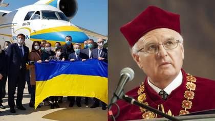 Головні новини 4 квітня: українські лікарі прилетіли до Італії, помер Іван Вакарчук