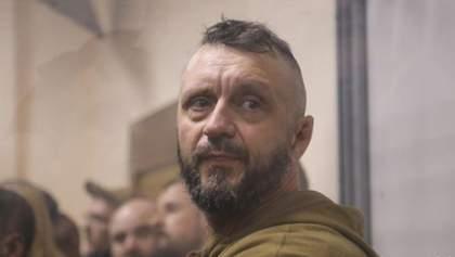 Вбивство Шеремета: суд залишив підозрюваного Антоненка під вартою