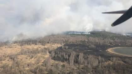 Пожежа у Чорнобильській зоні повністю локалізована: що відбувається у зоні відчуження зараз