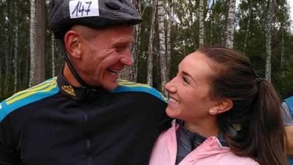 Біатлоністи Семенов та Гаспарін – найкрасивіша пара світового біатлону: фото