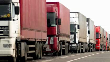 Турция разрешила пересечь границу 50 украинским фурам, которые были заблокированы