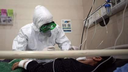 Першу смерть від коронавірусу зафіксували на Кіровоградщині