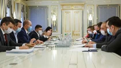 Зеленський анонсував програми для підтримки малого та середнього бізнесу