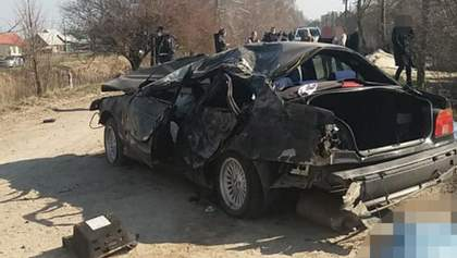 Еще одно смертельное ДТП с полицейскими: двое погибших, лейтенант в больнице