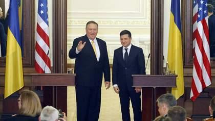 Зеленський поговорив з Помпео: держсекретар США озвучив цікаві деталі розмови