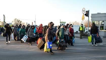 """Заробітчан після перетину КПП """"Ягодин"""" відпускають додому, – ЗМІ"""