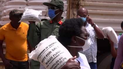 Грозит ли планете глобальный голод из-за коронавируса: видео