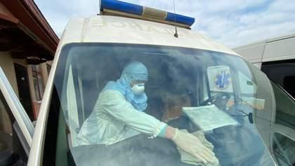 20 хворих на коронавірус медиків на Кіровоградщині не працюють в одній лікарні: деталі