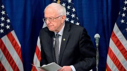 Вибори президента США: Сандерс вийшов із перегонів – суперником Трампа залишається Байден