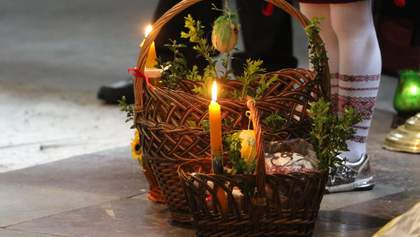 Чи підуть українці до храму на Великдень: опитування
