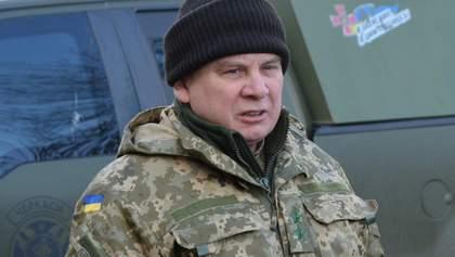 Таран отменил приказ о реформе сил обороны