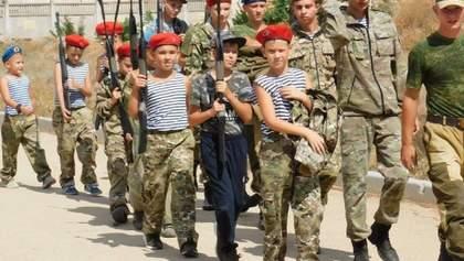 Невыносимая вонь, штурмовики с детства и поиск украинских загранпаспортов: новости Крымнаша
