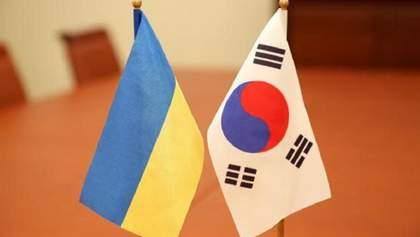 Зеленський обговорив з президентом Південної Кореї безвізовий режим між країнами