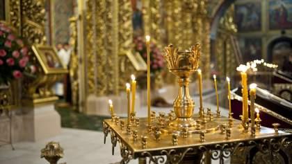 Церковная служба в Вербное воскресенье: видео