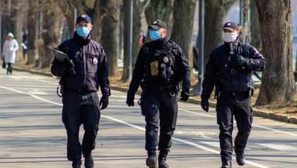 Коронавирус в Украине: в каких областях рекомендуют не выходить на улицу