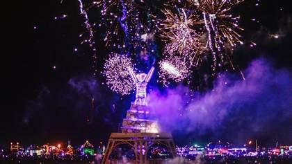 Арт-фестиваль Burning Man отменили из-за пандемии коронавируса: мероприятие может пройти онлайн