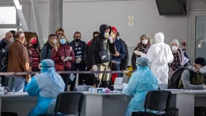 В Украину из ОАЭ вернулись более сотни украинцев