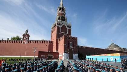 Парад будет, когда – неизвестно: в Кремле не определились с празднованием Дня победы