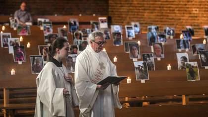 Як католики відзначають Великдень в умовах карантину: дивовижні фото з усіх куточків світу