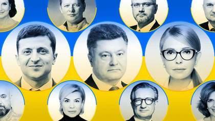 Зеленский или Порошенко: кто получит голоса проигравших