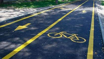Обустройство велодорожек – теперь обязательное условие при строительстве и ремонта дорог