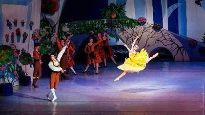 Любовні пристрасті в Національній опері України