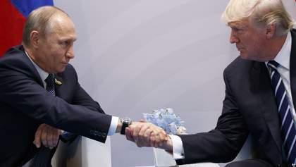 Новий законопроект США: про Крим, рахунки Путіна та санкції проти Росії