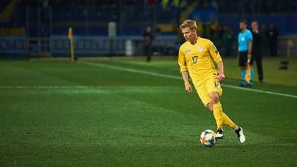 Зинченко и Коноплянка сыграют в FIFA20 против сборной Польши: где и когда смотреть