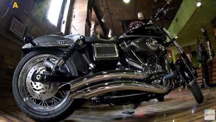 Українці створюють дивовижні авторські мотоцикли – дивіться відео
