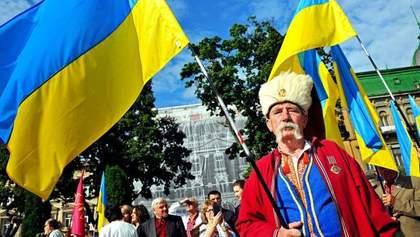 Украинцам нужно гордиться своими прорывами