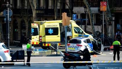 На месте Барселоны мог быть кто угодно, РФ ткнула пальцем в глобус наугад