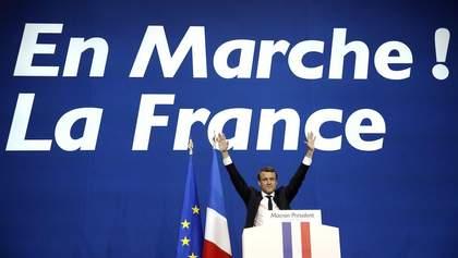 Французы не голосуют за гречку, поэтому у них лучше