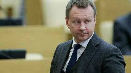 Втеча з потопаючого корабля, або Як екс-депутат Держдуми опинився в Україні