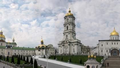 В Почаевской лавре опровергли информацию о смерти монаха