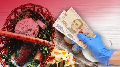 Великдень 2020: скільки коштує зібрати кошик та купити продукти до столу