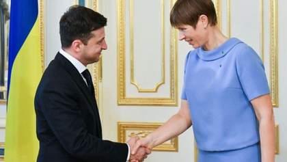 Про коронавірус і не тільки: президент України поговорив з президентом Естонії