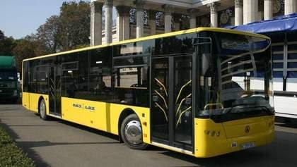 В Україні відновлюють роботу громадського транспорту з 22 травня