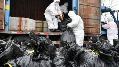 Єврокомісія закликала сортувати сміття хворих на COVID-19