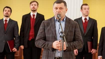 Николая Поворозника обвиняют во взяточничестве: биография заместителя Кличко