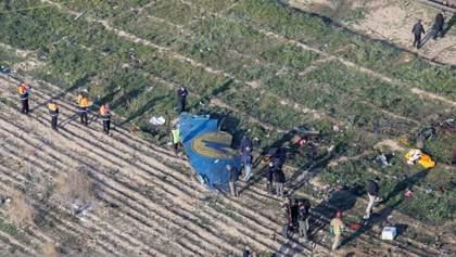 Иран выдвинул Украине требования относительно сбитого самолета МАУ