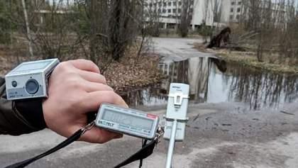 Какой уровень радиации в Чернобыльской зоне после масштабных пожаров: результаты проверки