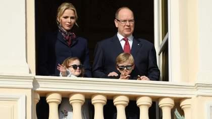 Не королівські розваги: княгиня Монако показала своїх дітей на карантині