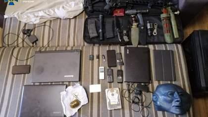 В Днепре накрыли преступную группировку, причастную к 18 терактам: детали и фото