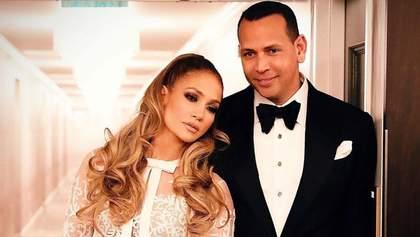 Весілля Дженніфер Лопес та Алекса Родрігеса відбудеться відразу після карантину, – ЗМІ