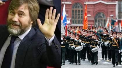 COVID-19 у Новинського, парад Перемоги у Росії перенесли – Гуд найт Юкрейн