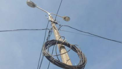 Зеленский подписал закон об ужесточении наказаний за повреждение телекоммуникаций