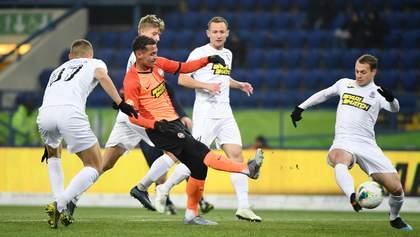 Украинский клуб проиграл в CAS дело о договорных матчах