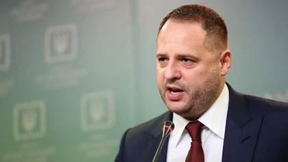 НАПК проверит законность бесплатного перелета Ермака из Минска в Киев на самолете Пинчука