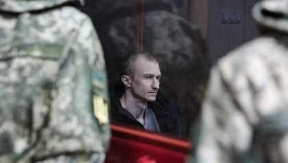 Подозреваемого в расстрелах майдановцев отпустили под личное обязательство
